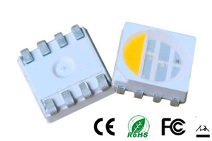 4 In One RGBW LED Chip 5050SMD