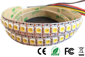 APA107 White Pixel Digital LED Strip Lights