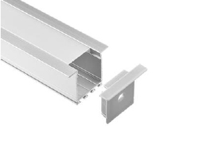 W39.6mm*H26mm*L1000mm Aluminum Profiles