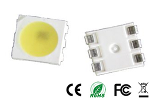 APA107 White Pixel LED Chip 5050