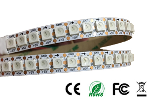 New APA105 144LEDs 10mm PCB Pixel LED Strip Lights