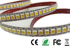APA107 3000K+6000K White Pixel LED Strip lights