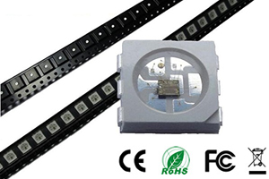 New SK9822 RGB Pixel LED Chip 5050