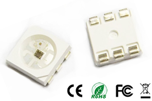 APA107 RGB Pixel LED Chip 5050