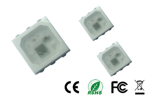 NS107S 3535 Pixel LED Chip
